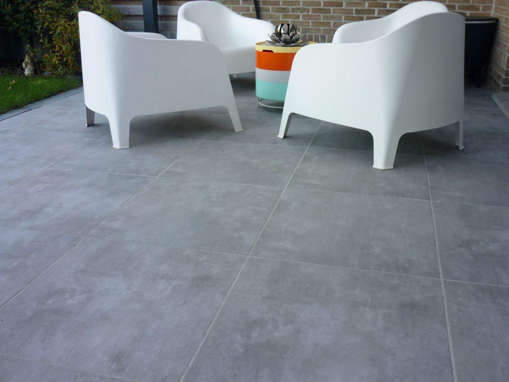 Een gezellige terras aan uw woning? cvp vloerwerken